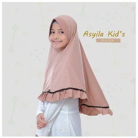 Audina Asyila Kids - Beige