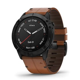 Garmin Fenix 6X 51mm - Blac