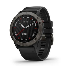 Garmin Fenix 6X 51mm - Carb