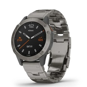 Garmin Fenix 6 47mm - Titan