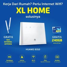 Modem Home Router Huawei B3