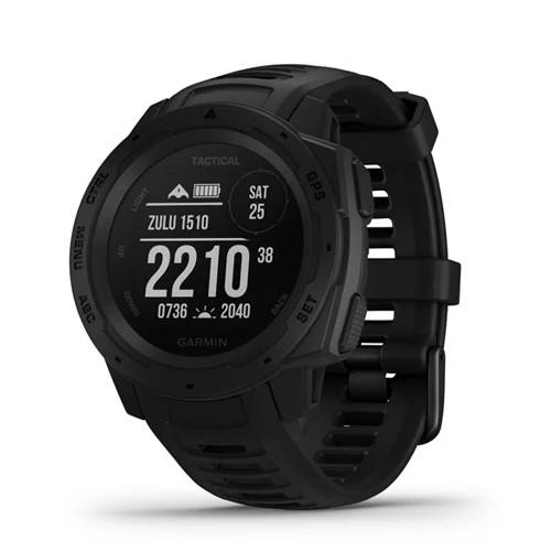 Garmin Instinct Tactical Outdoor Watch  - BLACK