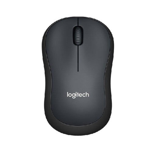 Logitech M220 Silent Wireless Mouse - Charcoal