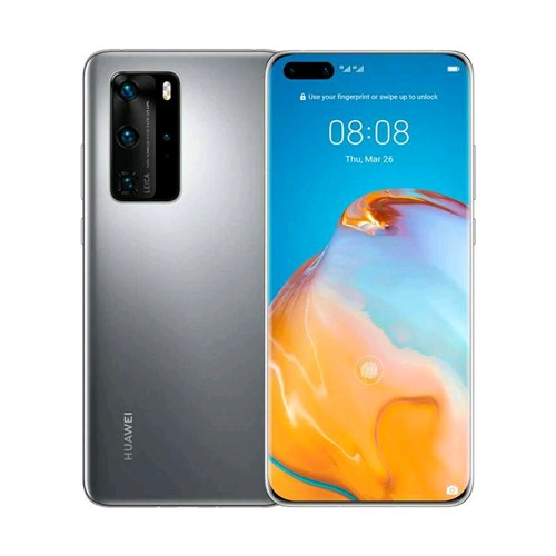 Huawei P40 Pro (RAM 8GB/256GB)  - Silver Frost