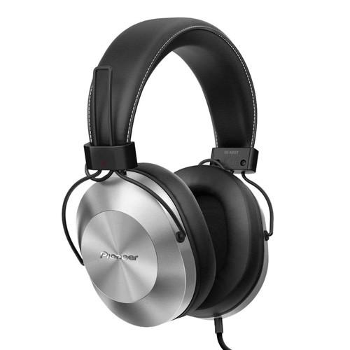 Pioneer Over Ear Headphone SE-MS5T-S/XZCWL5 - Silver