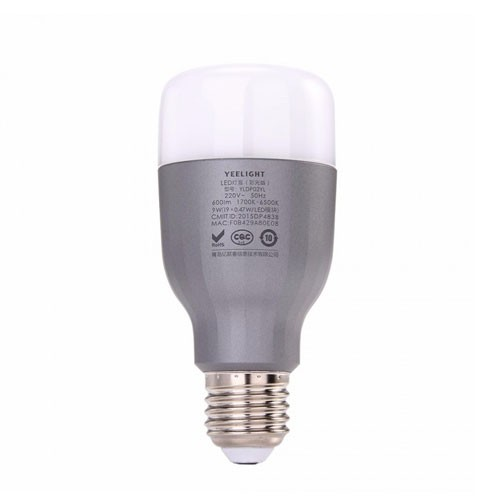 Xiaomi Yeelight RGBW E27 Smart LED Bulb Color [TKU]