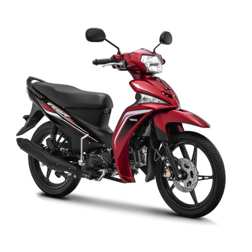 Yamaha Vega Force - Metalic Red (TANGERANG)