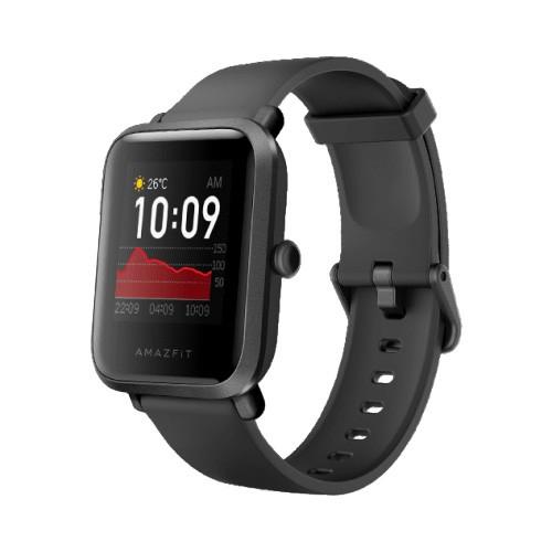 Amazfit Bip S Smartwatch - Black