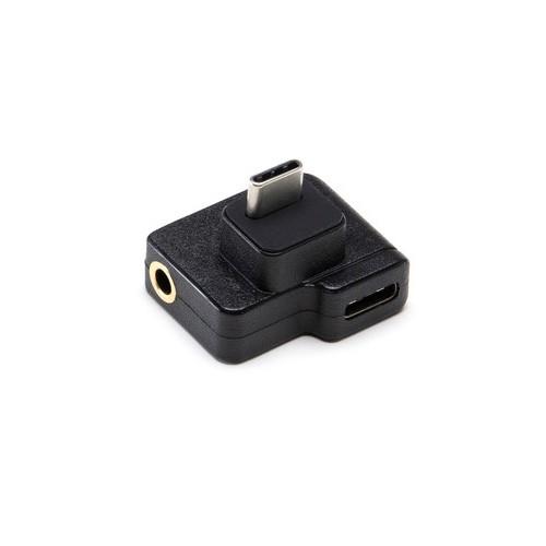 DJI CYNOVA Osmo Action Dual 3.5mm/USB-C Adapt