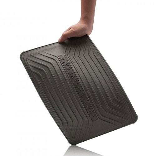 GEARMAX WIWU - PREMIUM GM3909 13.3 Inch Ultra-thin Water Resistant Shakeproof Protable Elastic Lycra Fabric Laptop Sleeve Case Cover - Grey [TKU]