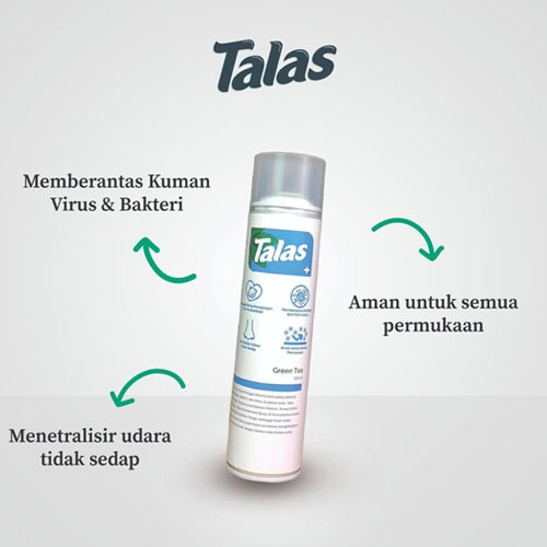 Talas Disinfectant 500ML