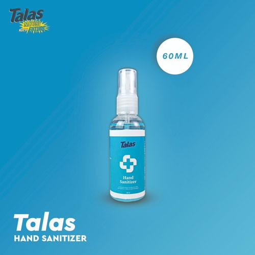 Talas Hand Sanitizer 60ML