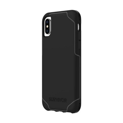 Griffin Survivor Strong for iPhone Xs & iPhone X - Black