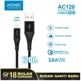 ACMIC AC120 Kabel Data Char