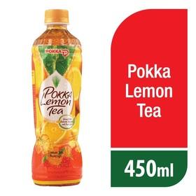 Pokka Lemon Tea - 450 ML (