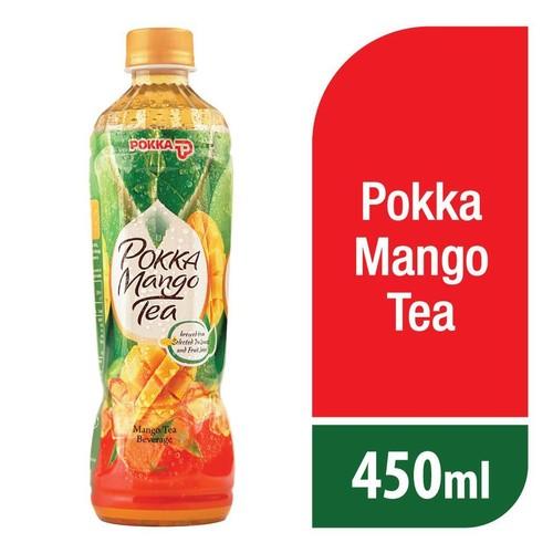 Pokka Mango Tea 450 ML - ( 1 Pcs )
