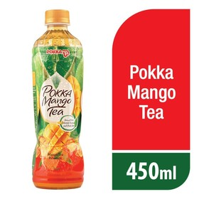 Pokka Mango Tea 450 ML - (