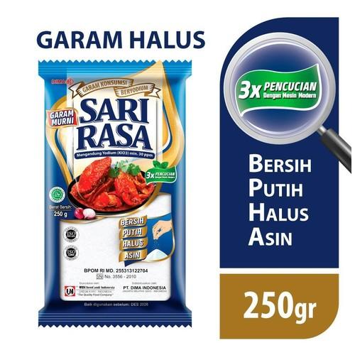 Garam Sari Rasa - 250 Gr ( 1 Pcs )