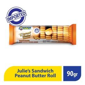 Julies Peanut Butter Roll S