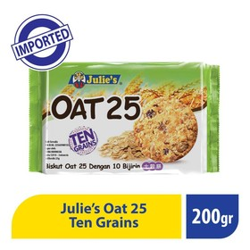Julies Oat Ten Grains - 200