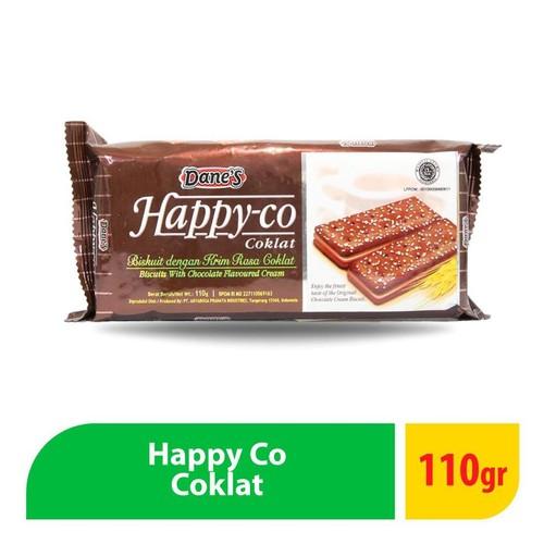 Danes Happy Chocolate - 110 gr ( 1 Pcs )