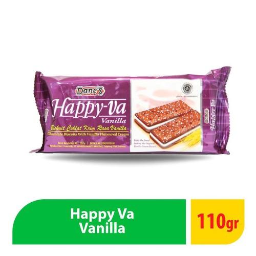 Danes Happy Vanilla - 110 Gr ( 1 Pcs )