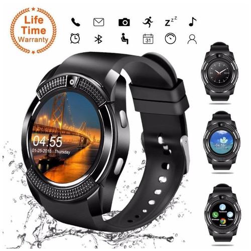 Jam Tangan pria Android GSM / Smartwatch