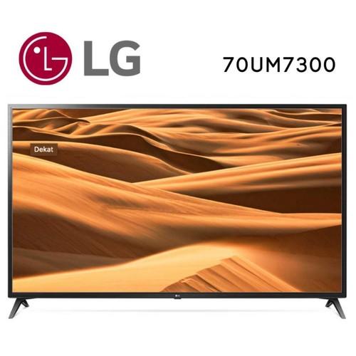 LG UHD 4K SMART LED TV 70 inch HDR 70UM7300PTA Magic Remote