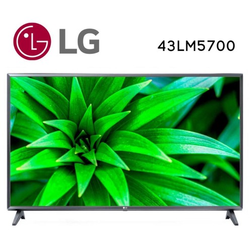43LM5700PTC LG LED Smart TV DIGITAL 43 inch Usb Movie HDMI 43LM5700