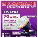 Senter kepala KAWACHI LY470