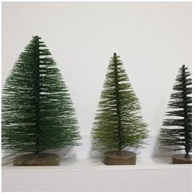 Pohon Natal Mini 3 in 1 set