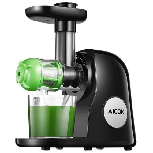 AICOOK AMR521 Slow Masticating Juicer Extractor Quiet Motor