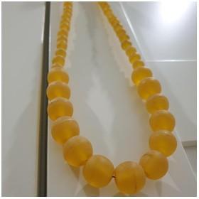 Kalung Bola Kuning