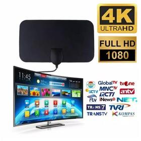 Antena TV Digital DVB-T2 4K