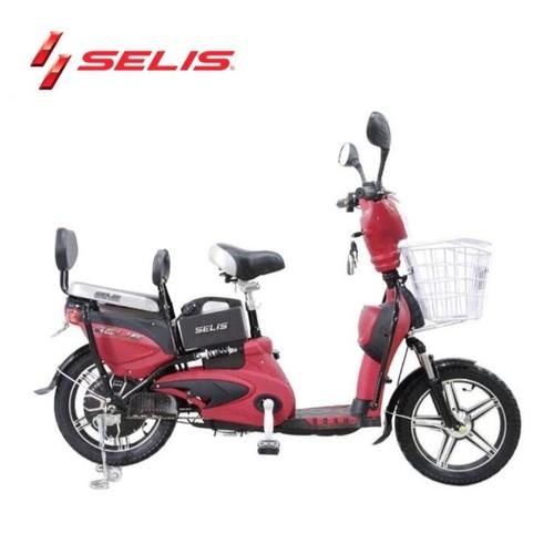 Sepeda listrik Selis tipe Hornet