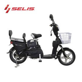 Sepeda listrik Selis tipe H