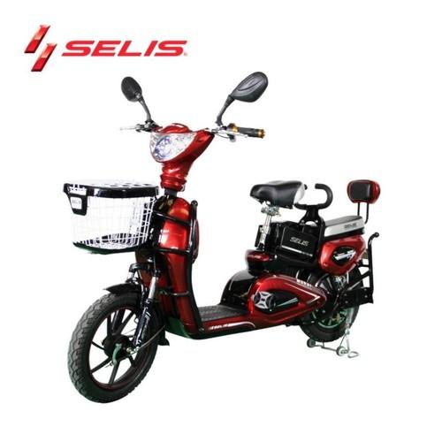 Sepeda listrik Selis tipe Murai