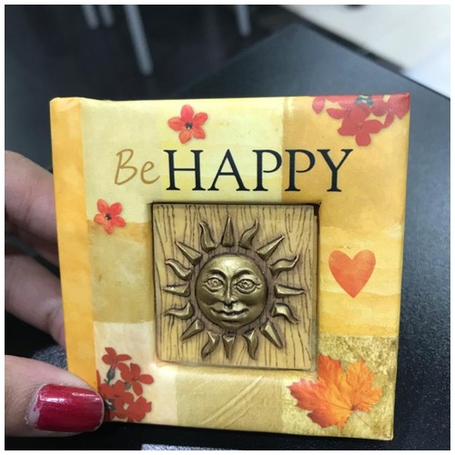 Be Happy - A Little Book Of Quotations