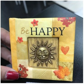 Be Happy - A Little Book Of