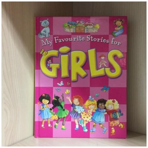 My Favourite Stories for Girls (Buku Cerita)
