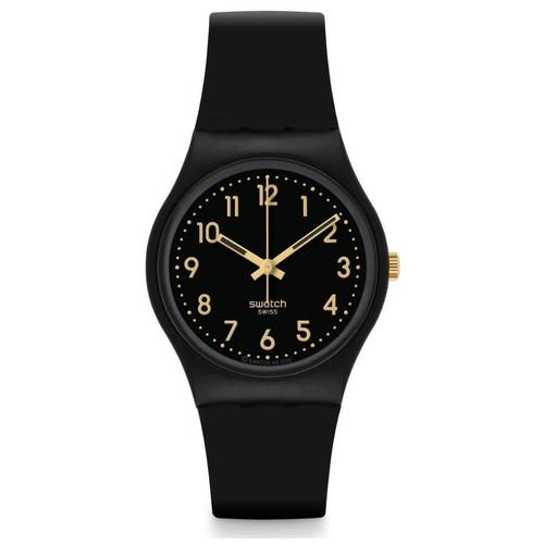 Swatch GB274 Golden Tac - Black