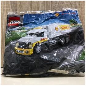 Lego Shell Tanker - 40196