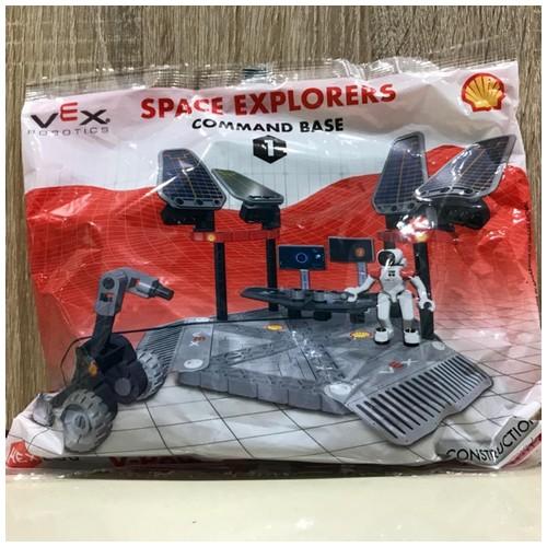 VEX Robotics Space Explorers Command Base