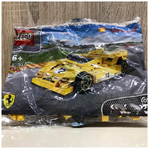 Lego Ferrari 512S - 40193