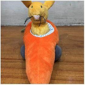 Boneka Kelinci & Mobil Wort