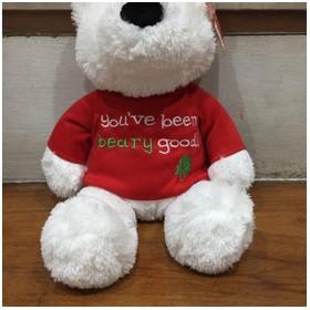 Beary Message Bears Boneka