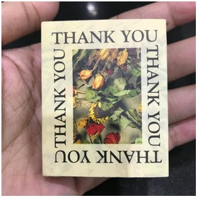 Thank You - A Little Book o