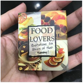 Food Lovers - Little Books