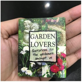 Garden Lovers - Little Book