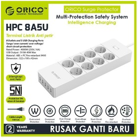 Orico HPC-8A5U-EU Surge Pro